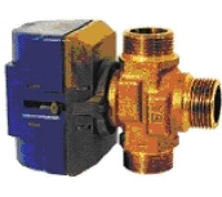 трехходовой клапан zv-3 смесительный узел 2vv Трехходовой клапан ZV-3