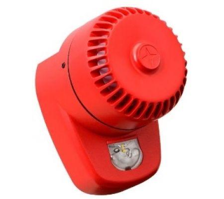 сигнальное устройство, настенное, красное rolp-lx-r siemens BPZ:S54539-Z286-A100