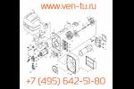 Датчик давления HUBA 401.93000 горелки ECO 3,4 P 04042590